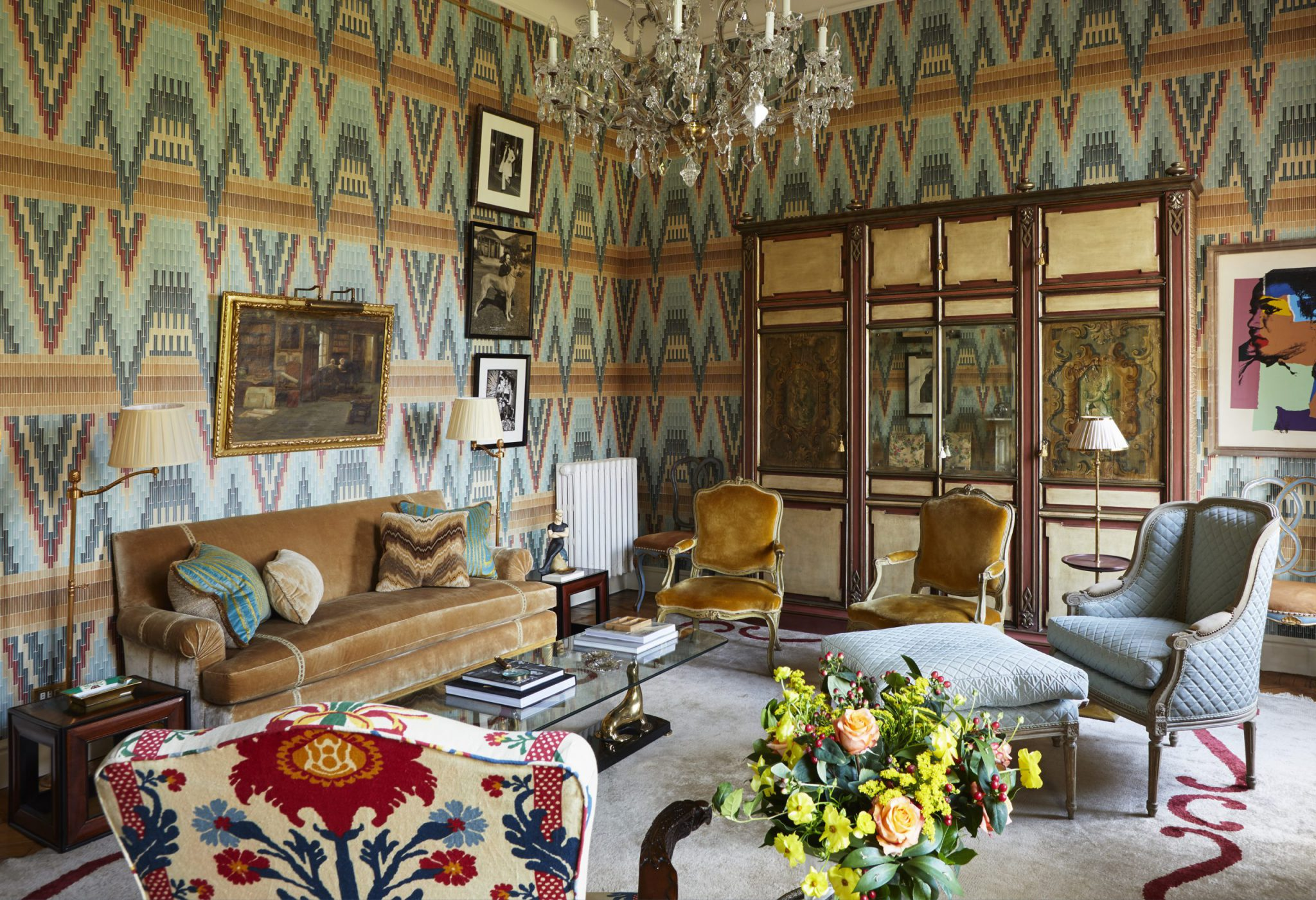 L'Artigianato, Piazza Castello, Milano, Interior Design Eric Egan, Photography Ricardo Labougle