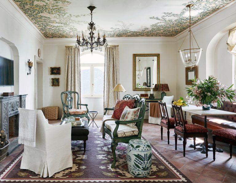 Belmond Hotel Villa Santa Margherita, Interior Design Eric Egan, Photography Ricardo Labougle