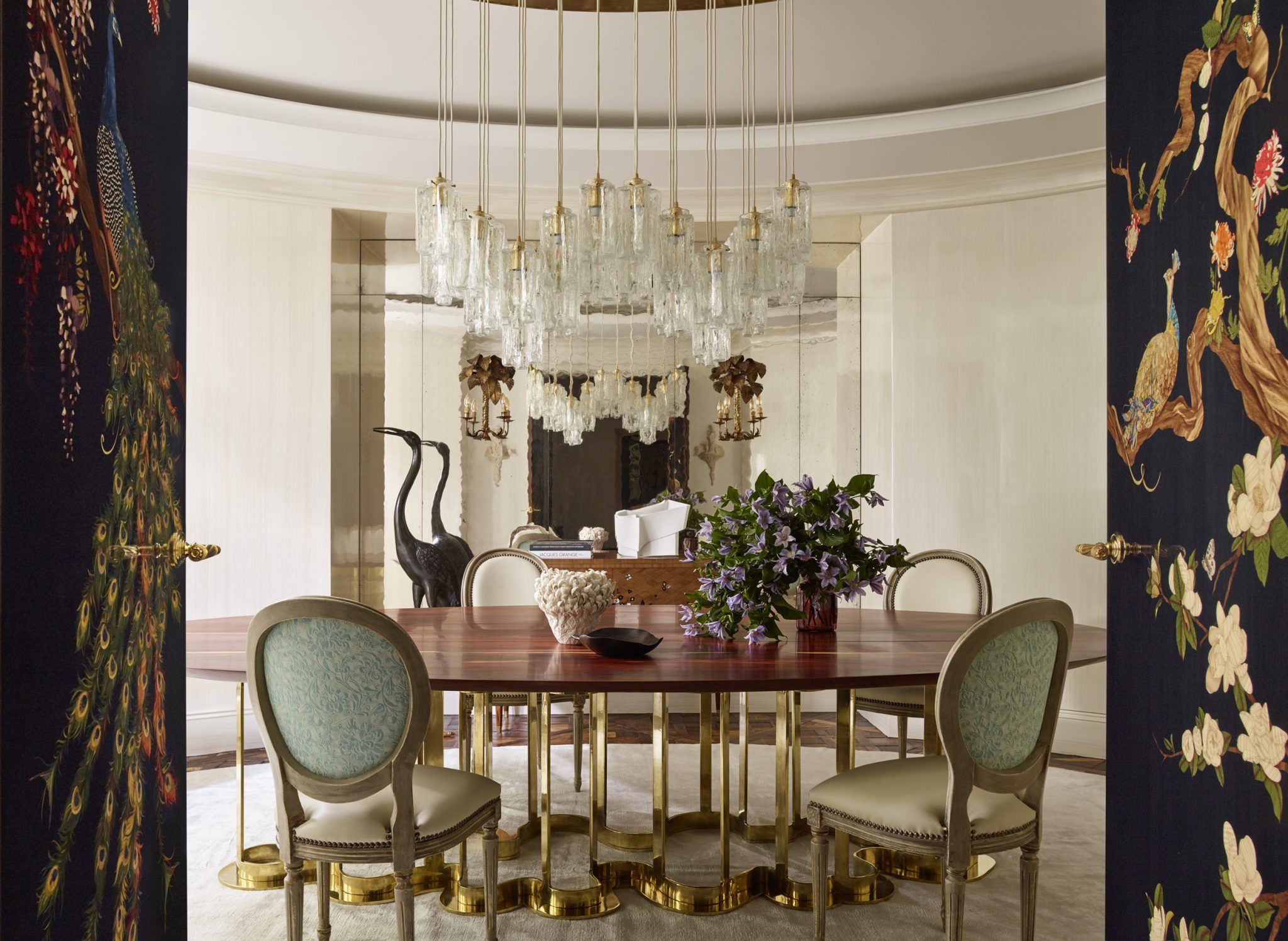 London, Kensington House, Interior Design Eric Egan,
