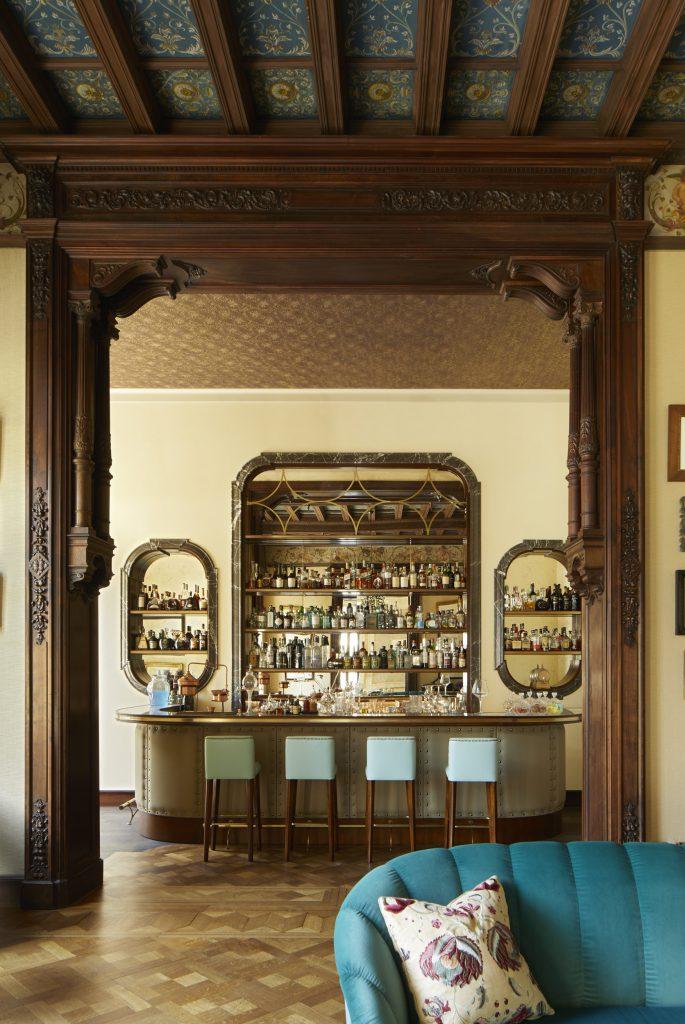 Mandarin Oriental Lake Como, Interior Design Eric Egan