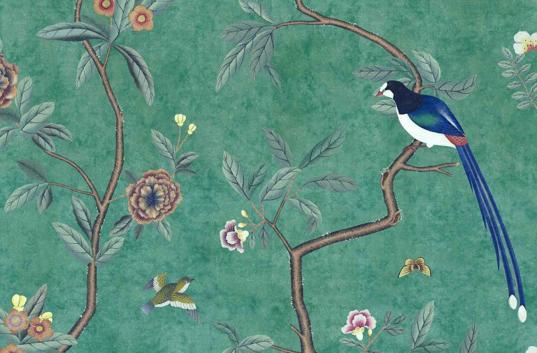 Fromental Wallpaper, Raineri, Design Eric Egan