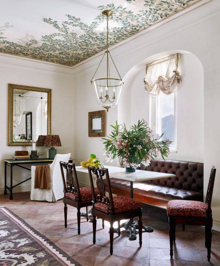 Belmond Caruso Villa Santa Margherita, Interior Design Eric Egan