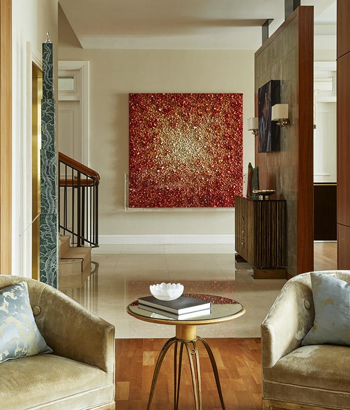 Hong Kong VIlla, Interior Design Eric Egan